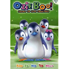 Ozie Boo! Volume 3: Learn To Live Together