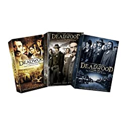 Deadwood: The Complete Seasons 1-3