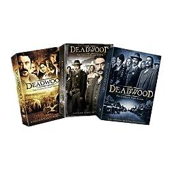 Deadwood: The Complete Seasons 1-3