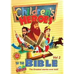 The Children's Heroes of the Bible, Vol. 2