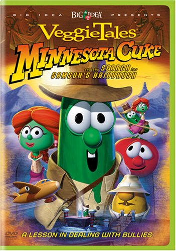 Veggie Tales: Minnesota Cuke y La Busqueda del Cepillo de Sanson