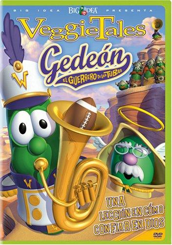 Veggie Tales: Gedeon: El Guerrero de Las Tubas