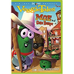 Veggie Tales: Moe y el Gran Escape