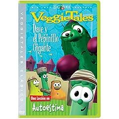 Veggie Tales: Dave y el Pepinillo Gigante
