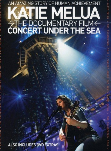Katie Melua: Concert Under the Sea [Region 2]