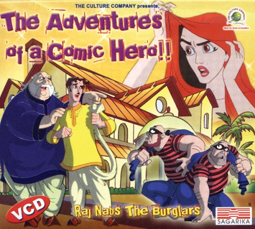 Sagarika Bam: The Adventures of a Comic Hero