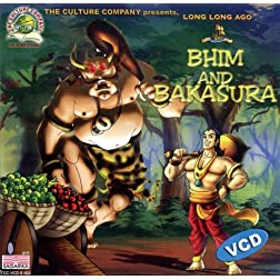 Sagarika Bam: Bhim and Bakasura