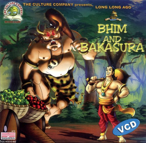 Sagarika Bam: Bhim and Bakasura