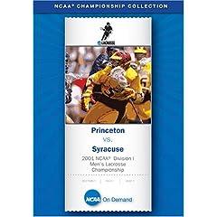 2001 NCAA(R) Division I Men's Lacrosse Championship