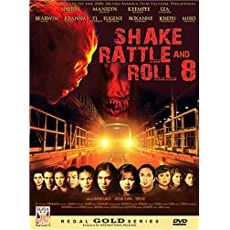 Shake Rattle and Roll 8 - Philippines Filipino Tagalog DVD Movie