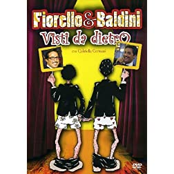 Fiorello E Baldini Visti Da Dietro