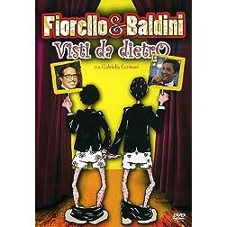 Fiorello E Baldini Visti Da Dietro