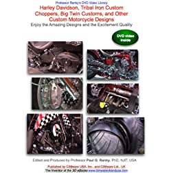 Harley Davidson, Tribal Iron Custom Choppers, Big Twin Customs, and Other Custom Motorcycle Designs, Enjoy the Amazing Designs and the Excitement Quality