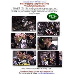 Boss Freestyle Motorcycle Stunts, 'The Ball of Steel Stunts'