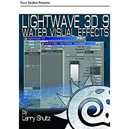 LightWave 3D 9 Water Visual Effects
