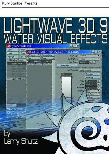 LightWave 3D 9 Water Visual Effects