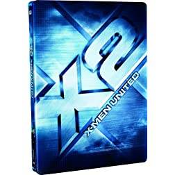 X-2: X-Men United (Special Edition Steelbook)