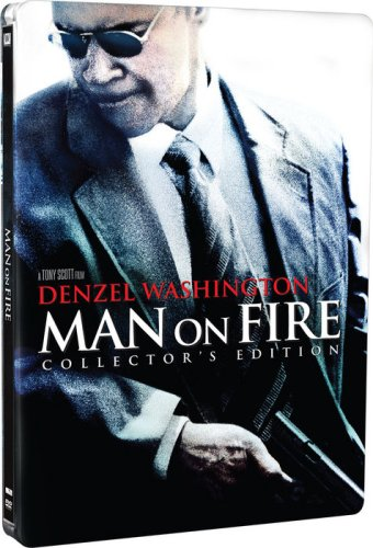 Man on Fire (Collector's Edition Steelbook)
