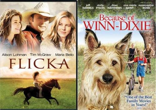 Flicka / Because of Winn-Dixie