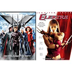 X-3: X-Men - The Last Stand / Elektra
