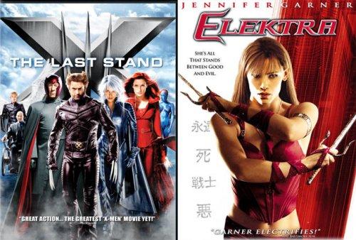 X-3: X-Men - The Last Stand / Elektra