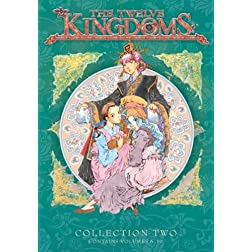 The Twelve Kingdoms Collection Two