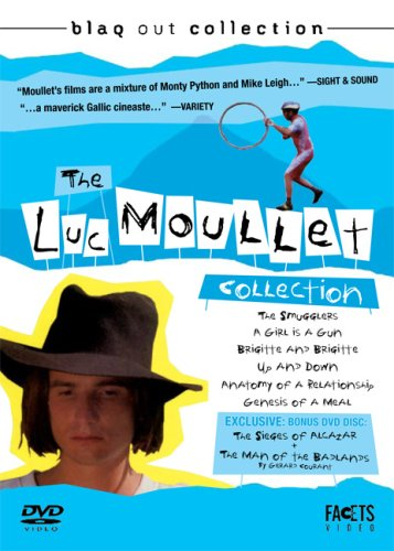 The Luc Moullet Collection