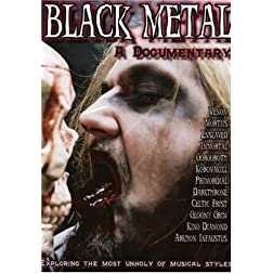 Black Metal: A Documentary