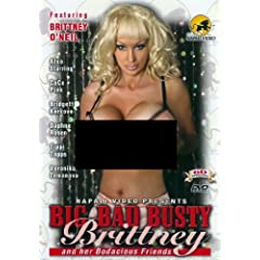 Big Bad Busty Brittney and Her Bodacious Friends