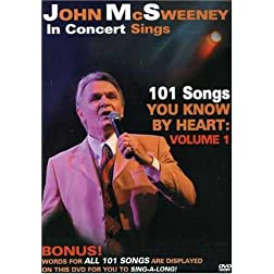Vol. 1-in Concert 101 Songs You Know By Heart