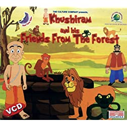 Khushiram and His Friends from The Forest