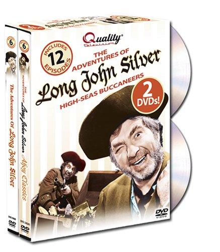 Adventures of Long John Silver: High-Seas Buccaneers