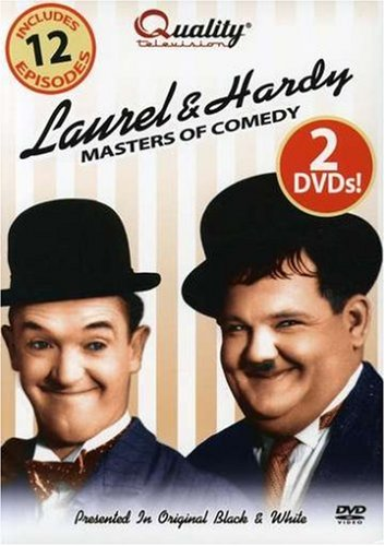 Laurel and Hardy: Masters of Comedy