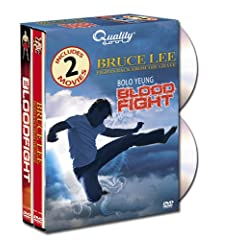 Bruce Lee Fights Back from the Grave/Bloodfight