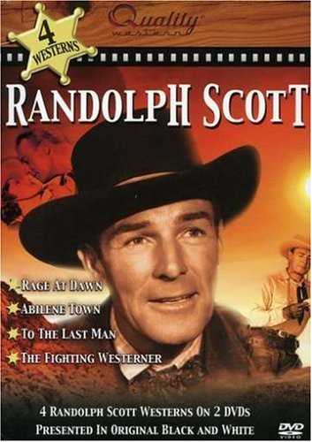 Randolph Scott