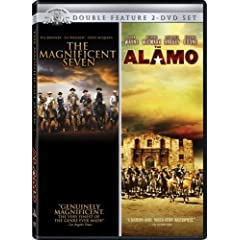 The Magnificent Seven / The Alamo (Double Feature)