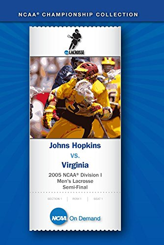 2005 NCAA(R) Division I Men's Lacrosse Semi-Final