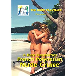 The Nude Traveller Nude In French Polynesia