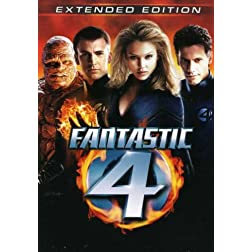 Fantastic Four - Extended Cut (Two-Disc Special Edition)