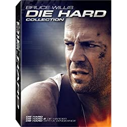 Die Hard Collection (Die Hard / Die Hard 2 - Die Harder / Die Hard with a Vengence / Live Free or Die Hard - Bonus Disc)