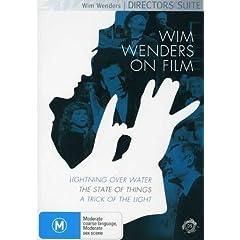 Wim Wenders on Film