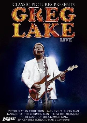 Greg Lake: Live In Concert