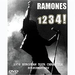 Ramones- 1-2-3-4 ! DVD