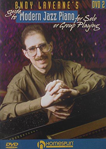 Andy LaVerne's Guide To Modern Jazz Piano-For Solo or Group Playing-DVD#2