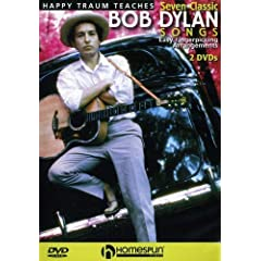Happy Traum Teaches Seven Classic Bob Dylan Songs
