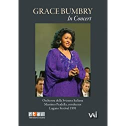 Grace Bumbry in Concert