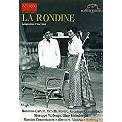 Puccini - La Rondine / Bellezza, Carteri, Rovero, Gismondo
