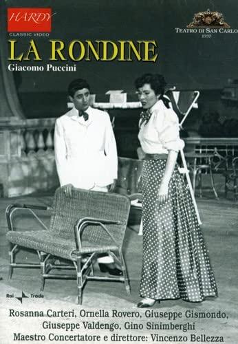 Puccini - La Rondine / Bellezza, Carteri, Rovero, Gismondo