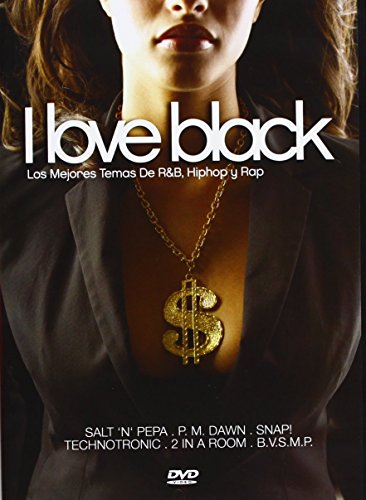 Vol. 2-I Love Black