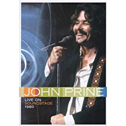 John Prine: Live on Soundstage 1980